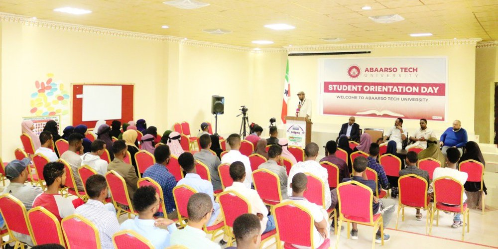 2019 Orientation Ceremony (Undergraduate)